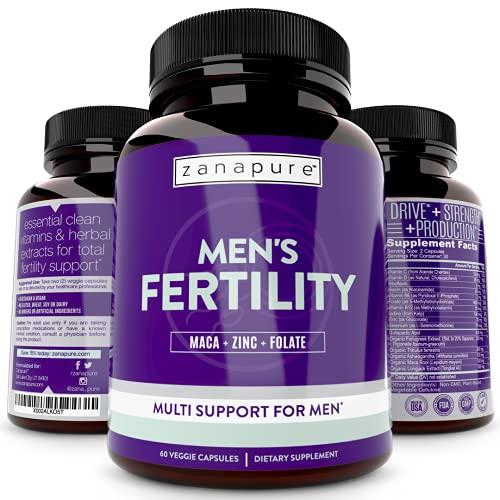 Zanapure Men's Fertility - Prenatal…