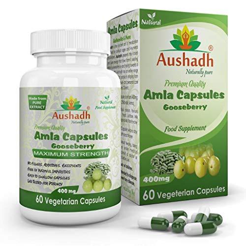 Amla Fruit (Gooseberry) Capsule