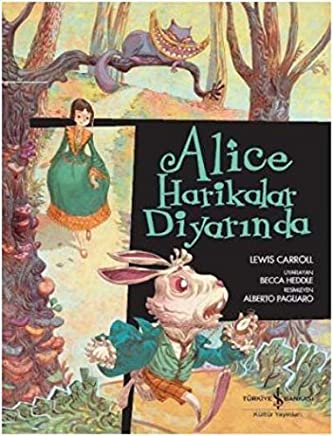 Alice Harikalar Diyarinda: Cizgilerle Klasikler Dizisi: Çizgilerle Klasikler Dizisi