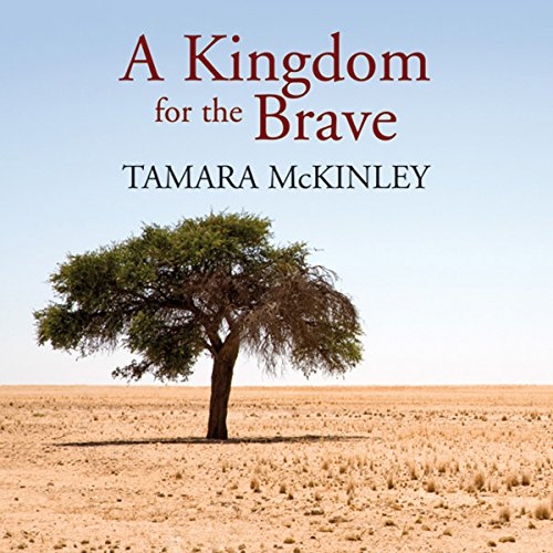A Kingdom for the Brave audiobook cover art