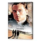 NCCDY Filmposter The Aviator Leon-ardo DiCaprioS Poster,