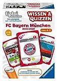 Ravensburger tiptoi 00006 - Wissen & Quizzen: FC Bayern München 2019/ 2020 / Spiel von Ravensburger ab 6 Jahren / Interessantes Fußballwissen von A bis Z