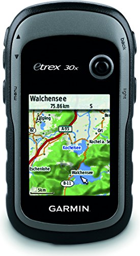 Photo de gps-garmin-etrex-30x