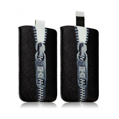 Seluxion Schutzhülle Tasche Universal mit S LM07 für Bouygues Telecom Bs 403