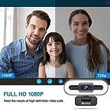 Zoom IMG-2 bextoo webcam 1080p per pc