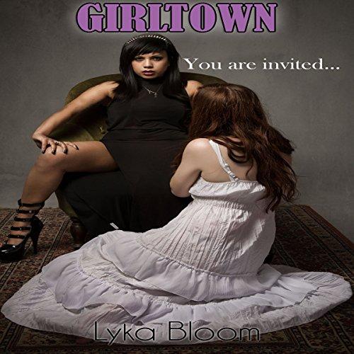 Girltown audiobook cover art