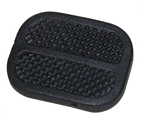 Aerzetix Rivestimento copertura in gomma del pedale del frizione per auto .
