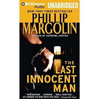 The Last Innocent Man audiobook cover art