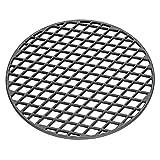 OUTDOORCHEF 18.212.69 - Accessorio per barbecue (griglia, nero, ghisa, per esterni, 9 mm, 54 cm)