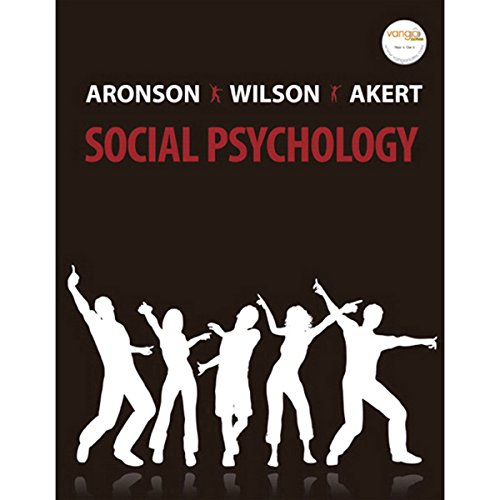 VangoNotes for Social Psychology, 6/e cover art