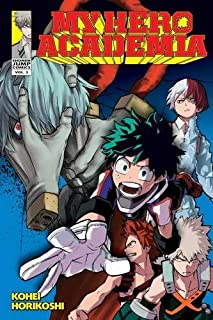 My Hero Academia, Vol. 3 (3)