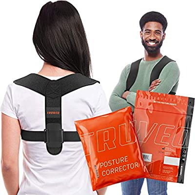 Ultimate Posture Brace for a Straight Spine & Pain Relief