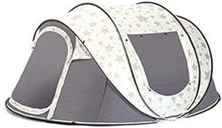 Breathable und Insektenproof CZALBL Camping Zelt 5-8 Personen schnelle automatische /Öffnung Outdoor-Automatische Kletterzelte wasserdicht Hydraulikzelte Falten und Tragen Wild/überfall