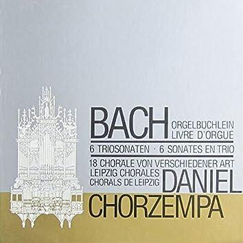 Bach, J.S.: Orgelbüchlein; Leipzig Chorales; 6 Trio Sonatas