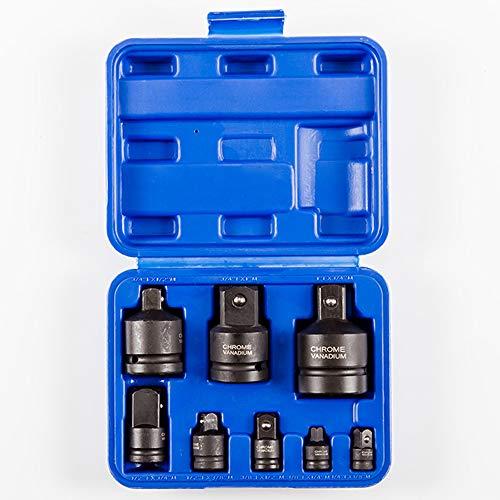 SUGE Impact Socket Adapter Set Ratschenschlüssel Erhöhungsreduzierer Konverter