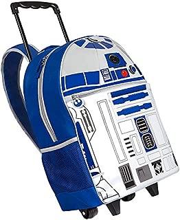 light up wheels backpack