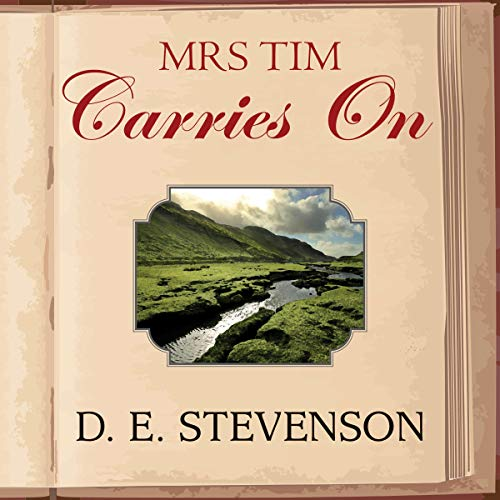 Mrs Tim Carries On cover art