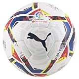 PUMA La Liga Accelerate FIFA Pro Quality Match Ball Puma Blanco-Multicolor 5
