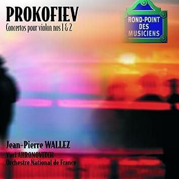 Prokofiev: Concertos pour violon
