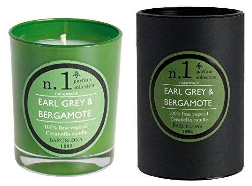 PERF COLLECTION 50 Hour N.1 Scented Candle Earl Grey and Bergamot