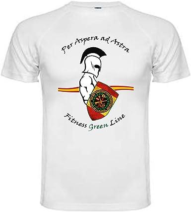 ALBERO Camiseta Técnica Caballero Legionario. Talla M. Legión ...