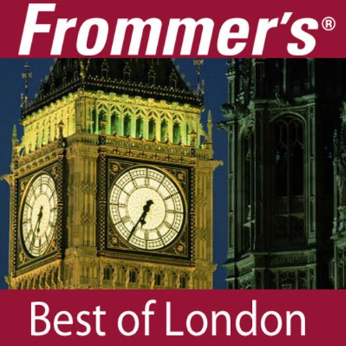 Frommer's Best of London Audio Tour audiobook cover art
