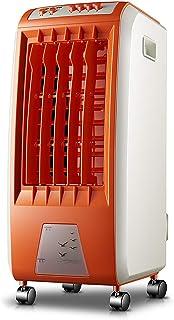 Bärbar luftkylare avdunstning, liten fläkt för rum med 3 lufthastigheter och 6 l vattentank, bärbara luftkonditioneringar,...