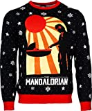 Star Wars The Mandalorian Weihnachtspullover