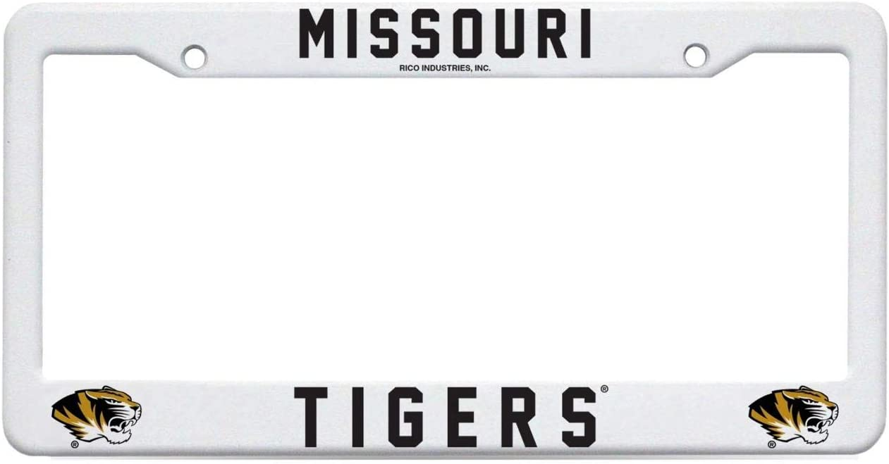 Pick Your School NCAA License Plate Frame License Plate Frames ...