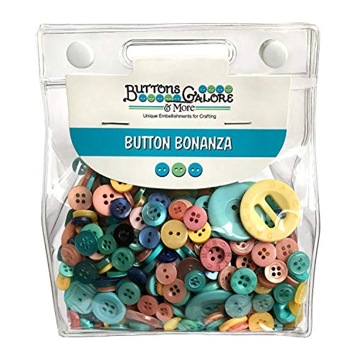 Buttons Galore BB95 Glam Girl