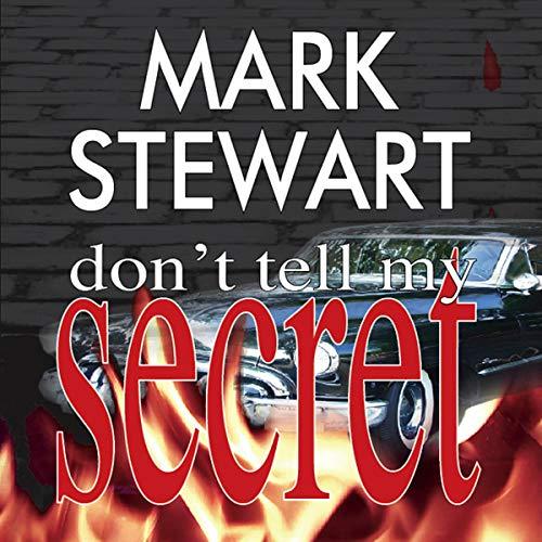 Don't Tell My Secret audiobook cover art