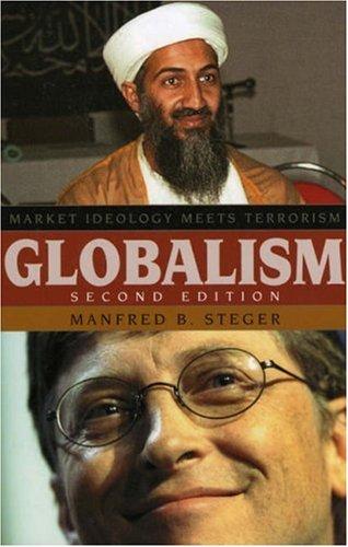 Globalism: Market Ideology Meets Terrorism (GLOBALIZATION)の詳細を見る