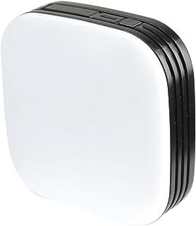 Godox LEDM32 ミニLDEライト スマホ用 調光可能 クリップ式 自撮り USB充電 ホワイト