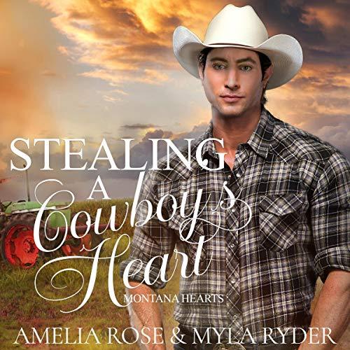 Stealing a Cowboy's Heart cover art
