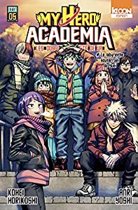 My Hero Academia - Les dossiers secrets de UA Edition simple Tome 5