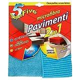 Paño para suelos de microfibra Maxi formato 2 en 1