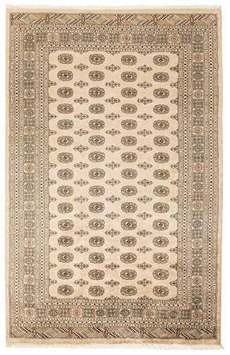 Nain Trading Pakistan Buchara 3ply 310x198 Orientteppich Teppich Beige Handgeknüpft Pakistan