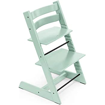 Tripp Trapp by Stokke Adjustable Wooden Soft Mint Chair (Chair Only)