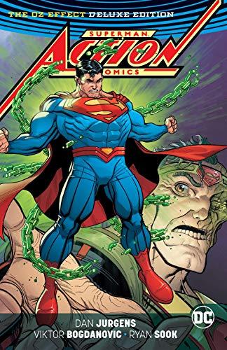 Action Comics: Superman - The Oz Effect Deluxe Edition (Action Comics (2016-)) (English Edition)