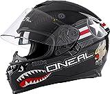 CHALLENGER Street Helmet Fidlock WINGMAN black M (57/58 cm)
