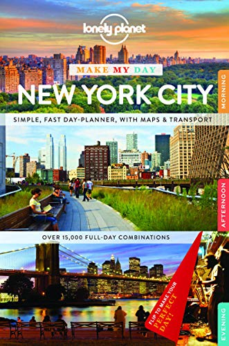 Lonely Planet Make My Day New York City [Lingua Inglese]