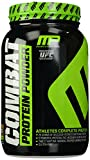 MusclePharm Combat Protein Powder, Essential Whey Protein Powder, Isolate Whey Protein, Casein and Egg Protein with BCAAs and Glutamine for Recovery, Chocolate Peanut Butter, 2-Pound, 26 Servings
