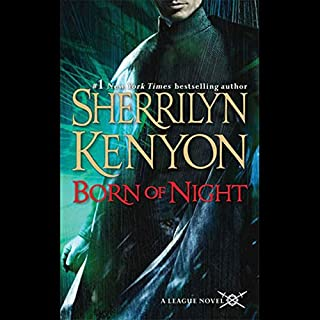Born of Night audiobook cover art
