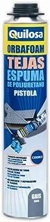 comprar comparacion Quilosa M103560 - Espuma de poliuretano orbafoam teja con pistola 750 ml