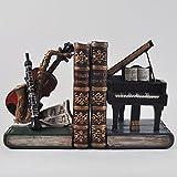 Clásica Instruments estante organizador sujetalibros de - Hipster Retro de...
