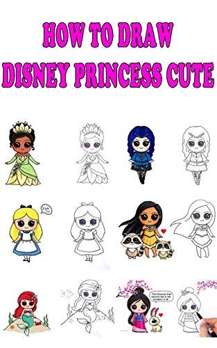 How To Draw Disney Princess Cute Draw Disney Princess Cute Art Kindle Edition By Ocr David Children Kindle Ebooks Amazon Com