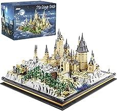 CIRO Big Magic Castle Building Kit, MOC Architecture Building Blocks, Compatible with Lego (6862 Pieces)