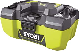 RYOBI 18-Volt ONE+ 3 Gal Project Wet/Dry Vacuum and Blower with Accessory Storage (Tool-Only) (Renewed)