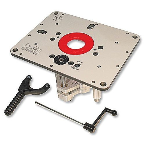 JessEm 02312 Rout-R-Lift II Router Lift for Hitachi M12VC-KM2VC Router