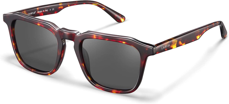 Carfia Cool Sunglasses for Men Latest Selling rankings item Protectio UV400 Polarized Women